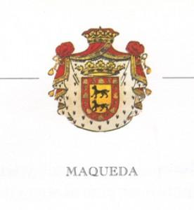 Prólogo Duques de Maqueda escudo