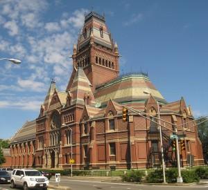Harvard 01, Memorial Hall