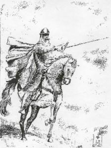 El Cid dibujo
