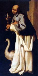 El santo del cisne