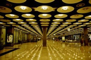 UFOs all over-Aeroporto de Barajas