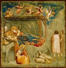 Navidad por Giotto