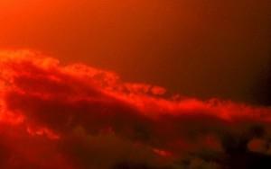 Goldene Wolken Arabiens