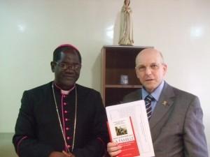 Mgr Jean MBARGA Archevêque de Yaoundé 150521_0073