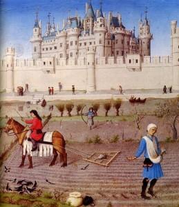 Feudal très riches heures CasT Saumur
