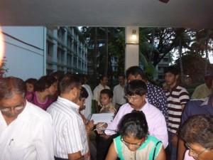 Igreja dos Salesianos em Goa_Coleta de assinaturas  1