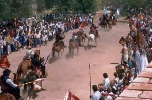 Alférez a cab Fiestas Patronales corrida 3 de febr