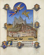 170px-Folio_195r_-_The_Mass_of_Saint_Michael